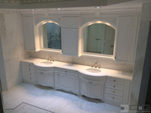 Bathroom vanities in mission viejo by alfa remodeling for Bathroom cabinets orange county