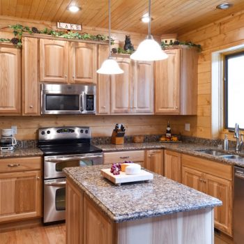Custom kitchen and bath cabinets
